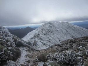 View of the Franconia High Ridge