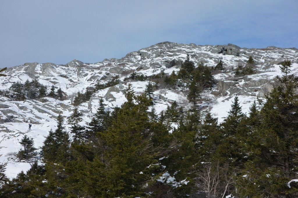 Mt. Monadnock - View from Trail
