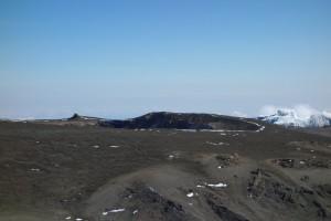 Reusch Crater and Ashpit