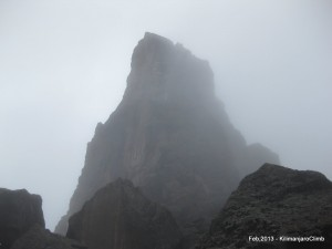 Lava Tower (Kilimanjaro)
