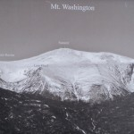 Mount Washington in Winter