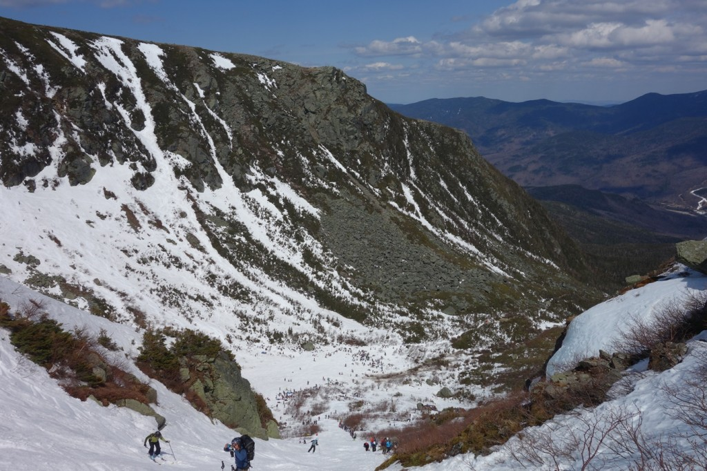 Left Gully - Tuckerman's Ravine