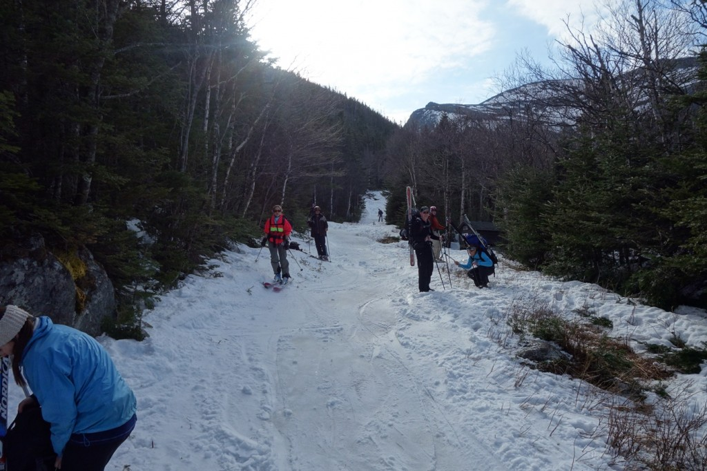 Sherburne Ski Trail - Mount Washington