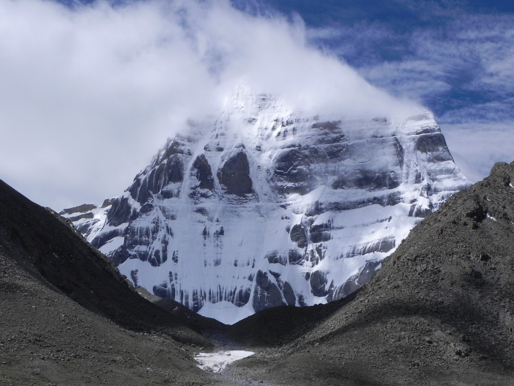 Mt. Kailash North Face