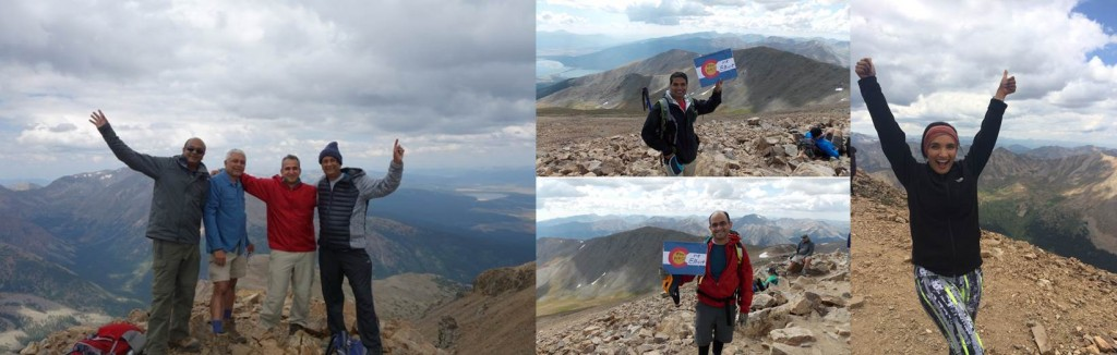 Mt. Elbert - Summit at last